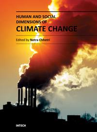 Human and Social Dimensions of Climate Change