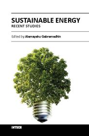Sustainable Energy - Recent Studies