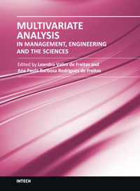 Multivariate Analysis in Management, Engineering and the Sciences