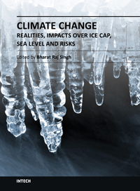 Climate Change - Realities, Impacts Over Ice Cap, Sea Level and Risks