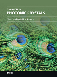 Logo for Advances in Photonic Crystals