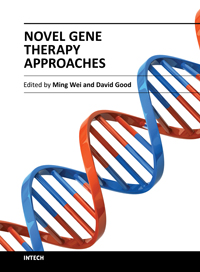 Logo for Novel Gene Therapy Approaches