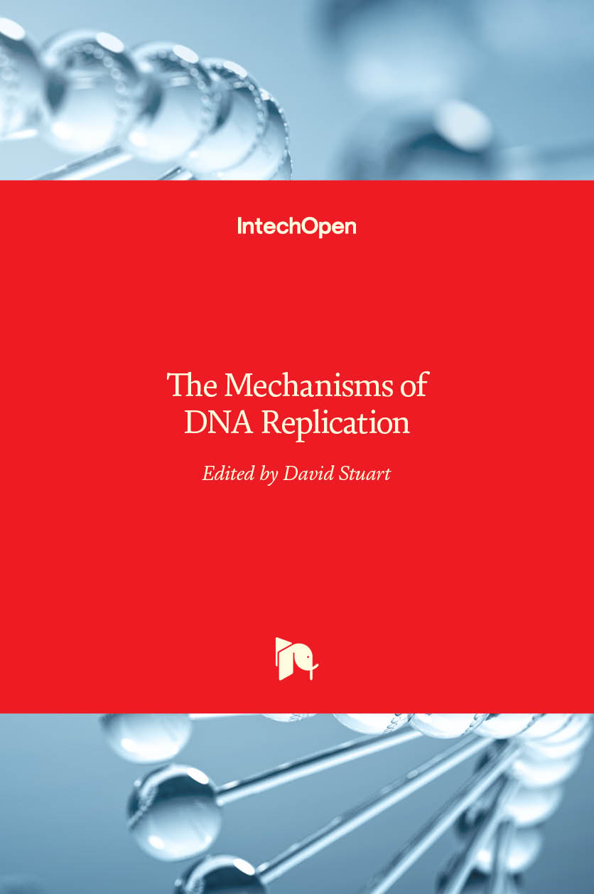 Logo for The Mechanisms of DNA Replication