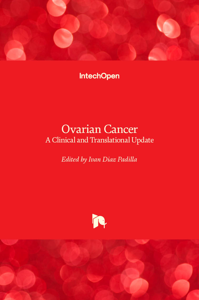 Logo for Ovarian Cancer - A Clinical and Translational Update
