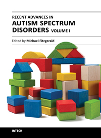 Recent Advances in Autism Spectrum Disorders - Volume I