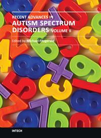 Recent Advances in Autism Spectrum Disorders - Volume II