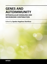 Genes and Autoimmunity - Intracellular Signaling and Microbiome Contribution