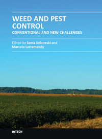 Weed and Pest Control - Conventional and New Challenges