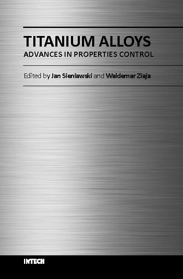 Titanium Alloys - Advances in Properties Control