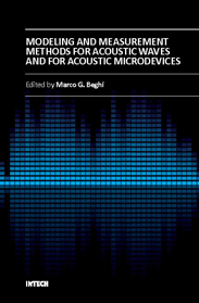 Modeling and Measurement Methods for Acoustic Waves and for Acoustic Microdevices