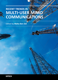 Recent Trends in Multi-user MIMO Communications