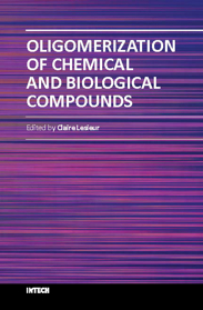 Oligomerization of Chemical and Biological Compounds