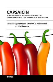 Capsaicin - Sensitive Neural Afferentation and the Gastrointestinal Tract: from Bench to Bedside
