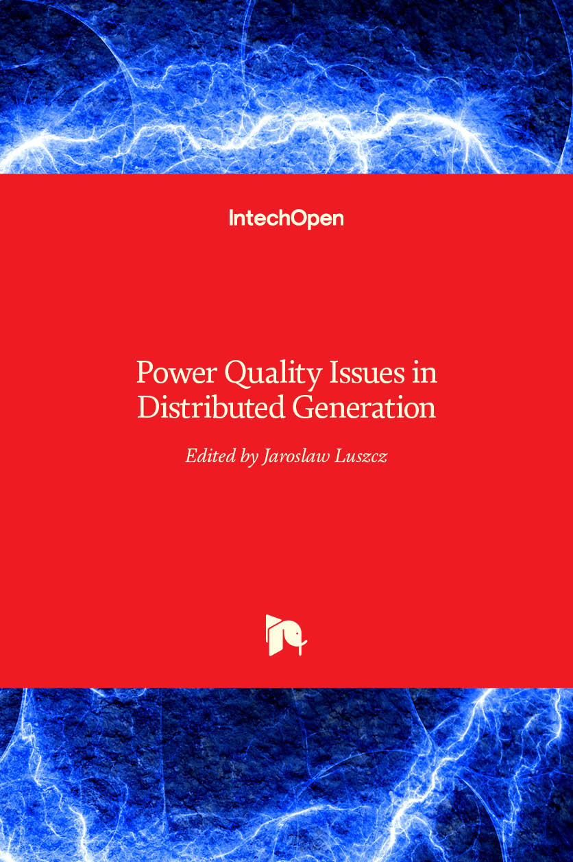 Power Quality Issues in Distributed Generation