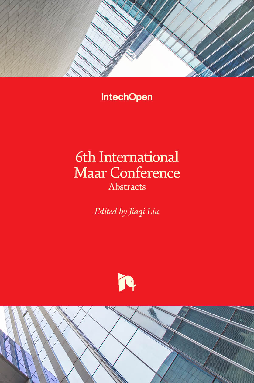 6th International Maar Conference - Abstracts