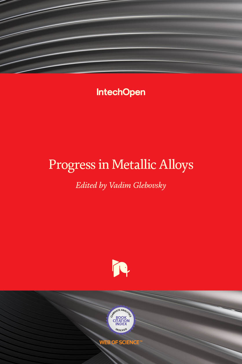 Progress in Metallic Alloys