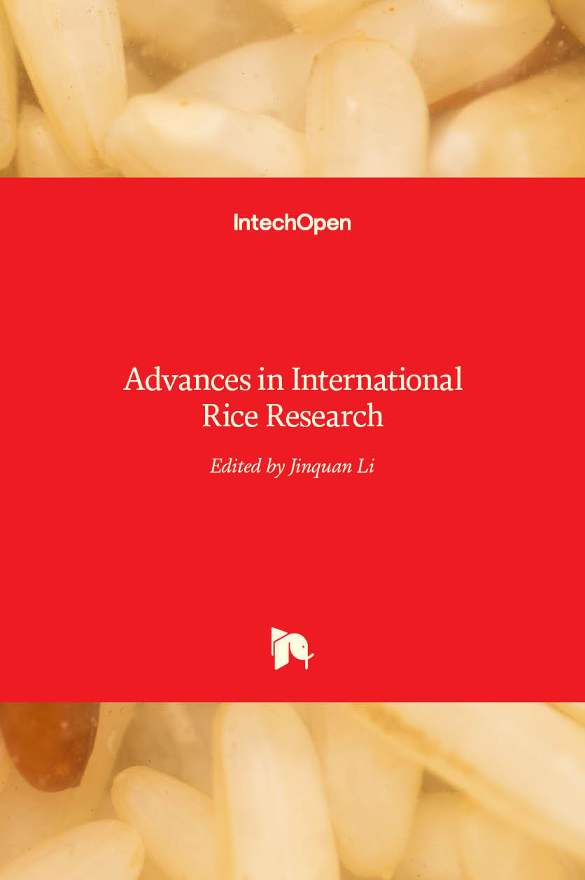 Advances in International Rice Research