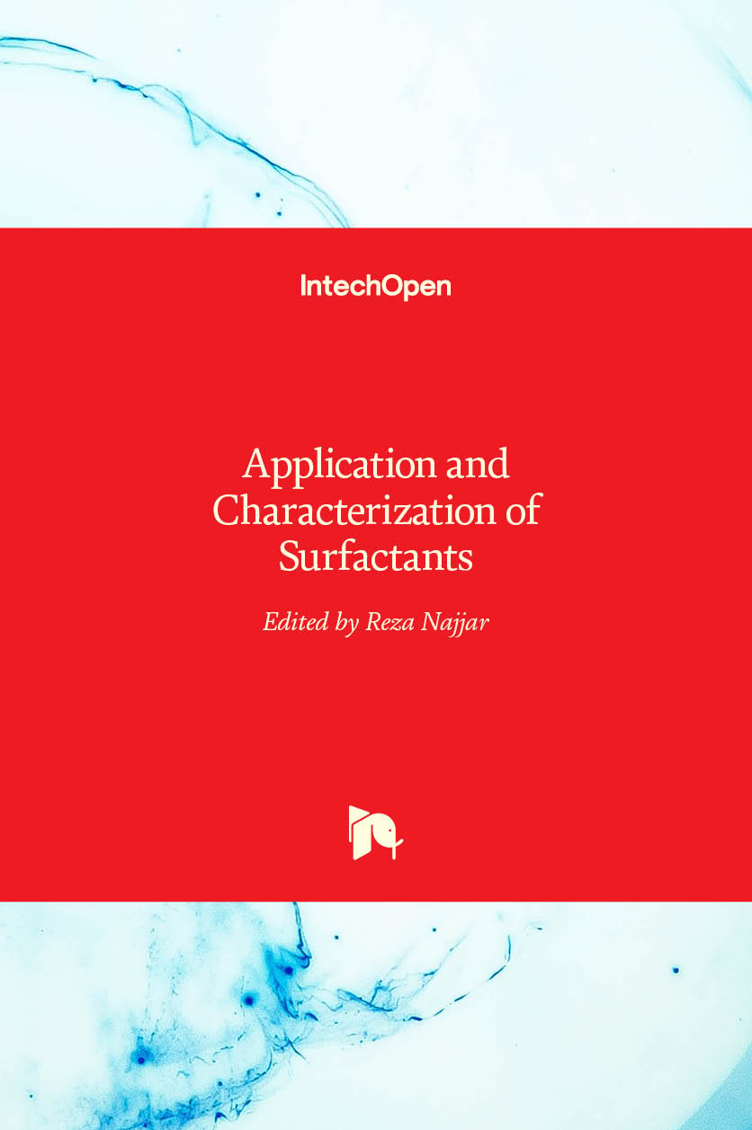 Application and Characterization of Surfactants