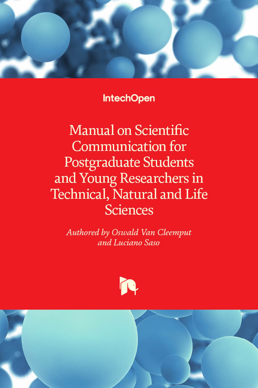Manual on Scientific Communication for Postgraduate Students and Young Researchers in Technical, Natural and Life Sciences