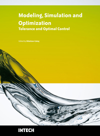 Modeling Simulation and Optimization - Tolerance and Optimal Control