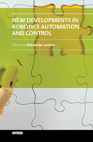 New Developments in Robotics Automation and Control