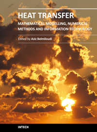 Heat Transfer - Mathematical Modelling, Numerical Methods and Information Technology