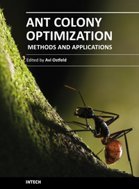 Ant Colony Optimization - Methods and Applications