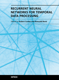 Recurrent Neural Networks for Temporal Data Processing
