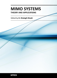 MIMO Systems, Theory and Applications