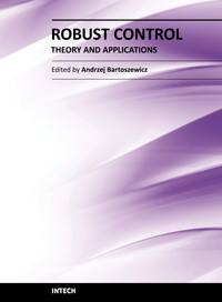 Robust Control, Theory and Applications
